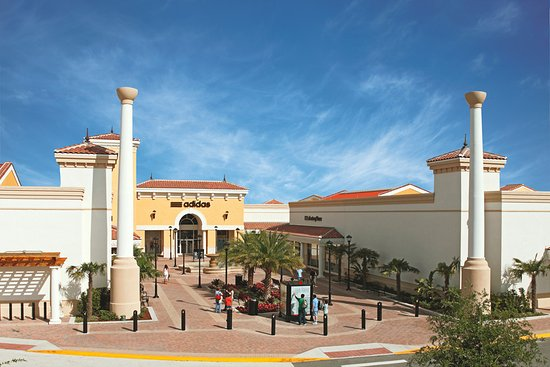 Комплекс Orlando International Premium Outlets