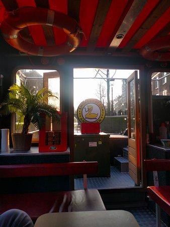 Smoke Boat Amsterdam