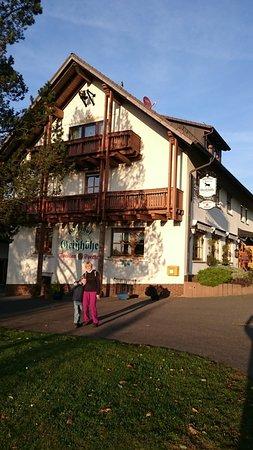 Dammbach, Jerman: Wanderung auf die Geisshöhe