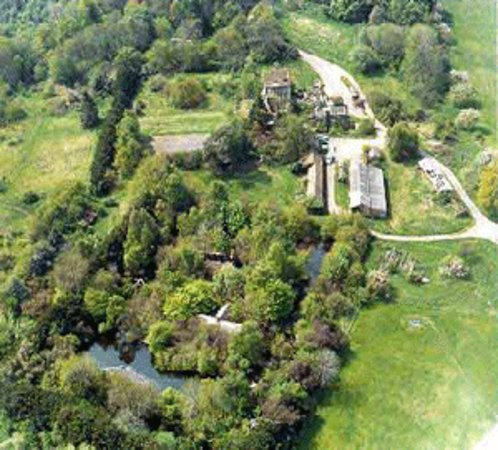 Chislehurst, UK: Ariel Photo