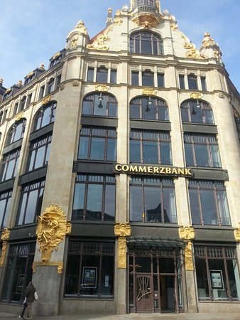 Leipzig Marriott Hotel: Sehenswert