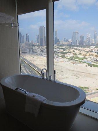 M Hotel Downtown By Millennium Prachtig View