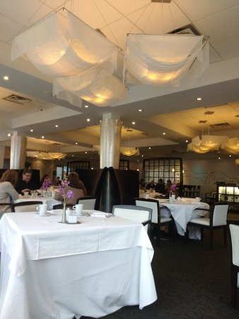 White Oaks Conference Resort & Spa: Beautiful modern decor