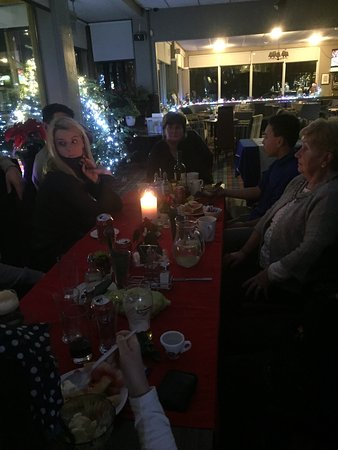 Fermoy, أيرلندا: Evening meal in Fermoy Golf Club.