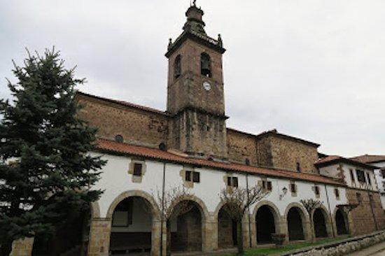 Arizcun, Spain: Convento de Nuestra Señora de los Ángeles, Arizkun (Baztán, Communauté forale de Navarre), Espag
