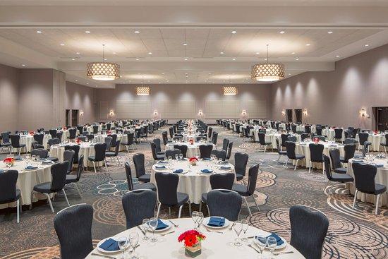 Sheraton Vancouver Airport Hotel: Britannia Ballroom