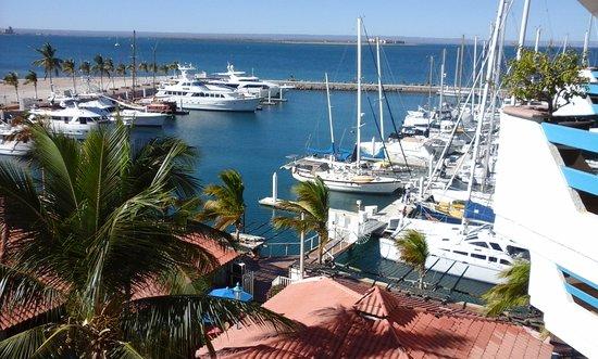 Hotel Marina : magnifica vista