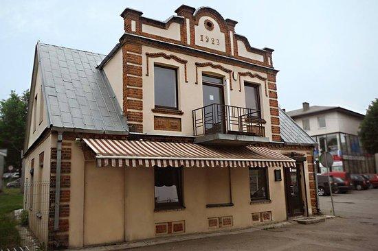 Panevezys, Lituania: Built in 1923