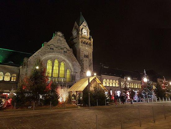 Gare de Metz-Ville