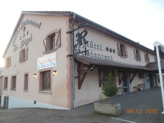 Hotel-Restaurant Le Regal