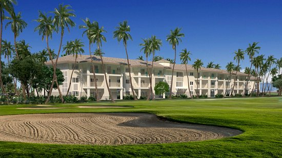 Kings' Land by Hilton Grand Vacations: Exterior from golf course (Phase III) - rendering