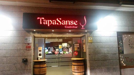 Restaurante tapa sanse en san sebasti n de los reyes con - Cocinas san sebastian ...
