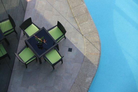 Hotel Ciudad de David: Piscina