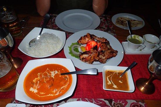Shanti Home: Amazing food