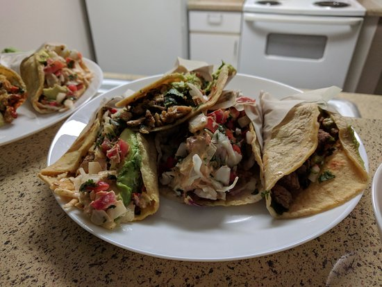 The Taco Stand: Tacos