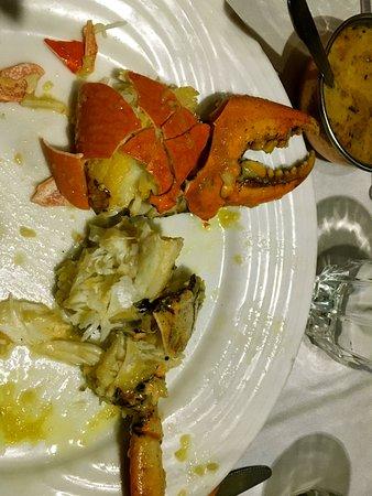 Trishna: The crab!