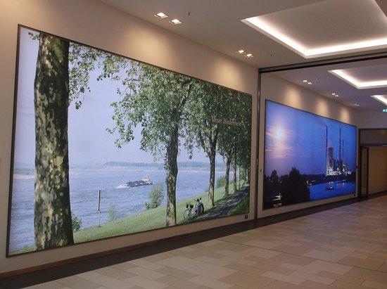 Schöne Wand-Deko. - Bild von Neutor Galerie, Dinslaken - TripAdvisor