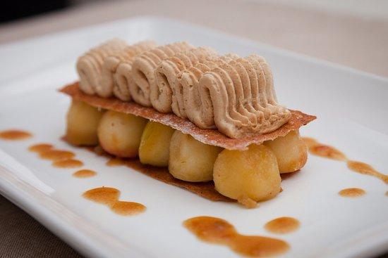 Combourg, Frankreich: Dessert maison