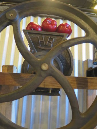 Inwood, Virginia Barat: Welcome to the Cider Press