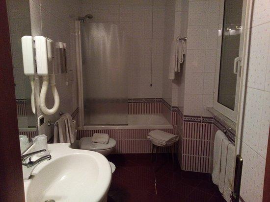 Hotel Colonna : WC