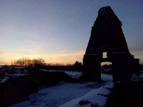Viru-Nigula, إستونيا: Закат