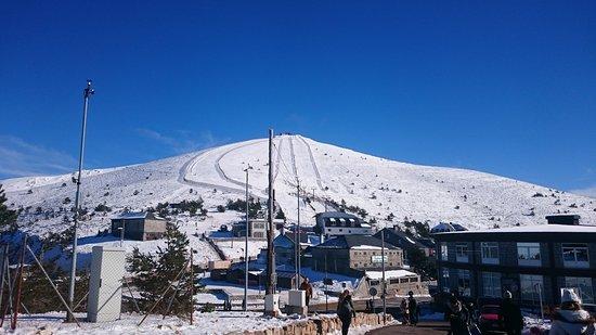 Estacion de Esqui Puerto de Navacerrada