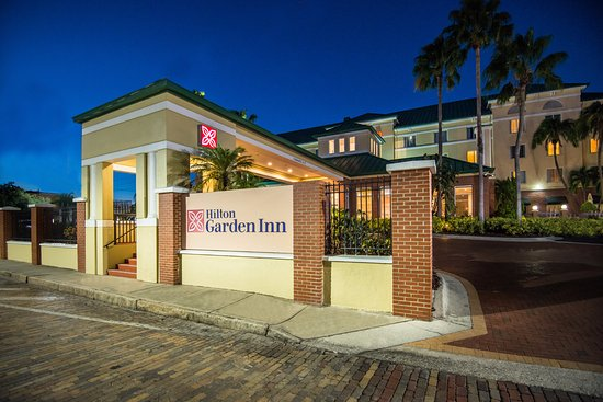 Hilton Garden Inn Tampa Ybor Historic District Hotel