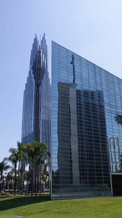 Crystal Cathedral: Hermoso lugar de Paz!