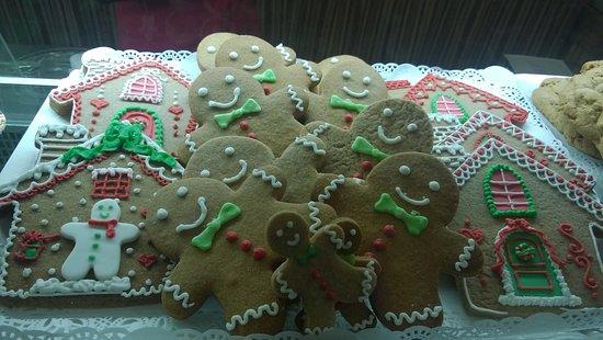 Biscotti Classici Di Natale.Biscotti Di Natale Foto Di La Fabbrica Dei Sogni Orvieto