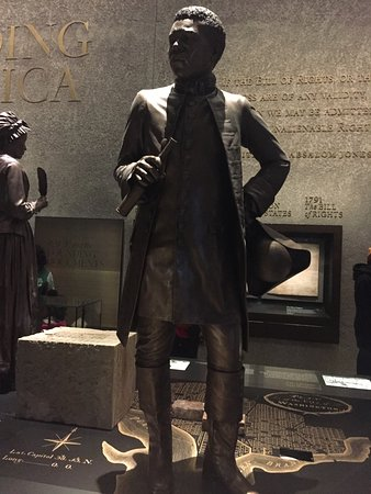 National Museum of African American History and Culture: Benjamin Banneker