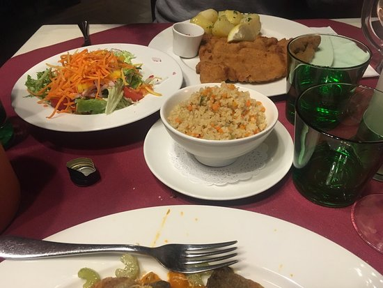 Good fish in Salzburg