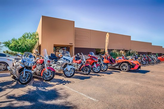 AZ Ride Motorcycle Rentals