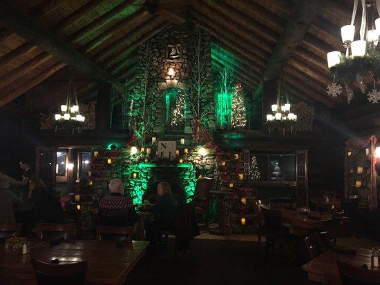 Nisswa, MN: Christmas at Sherwood