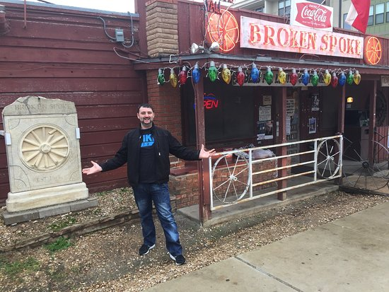 ‪The Broken Spoke‬