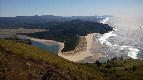 Otis, OR: Great hiking and scenery along the Cascade Head Trail.
