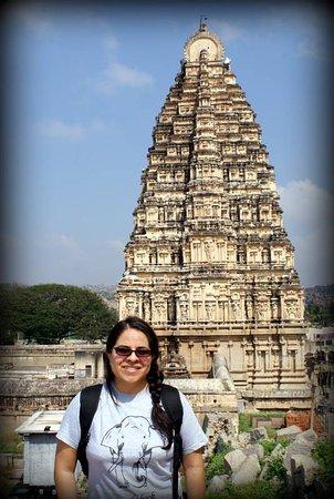 Srikalahasti, Ινδία: increible lugar!