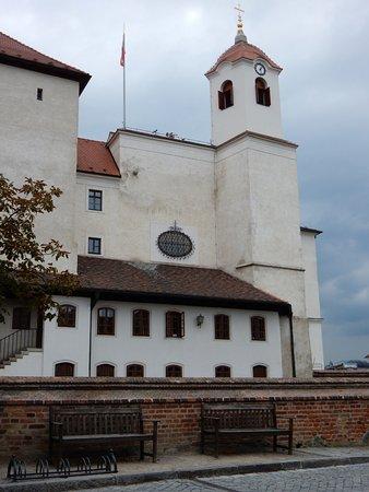 Μπρνο, Τσεχική Δημοκρατία: Замок