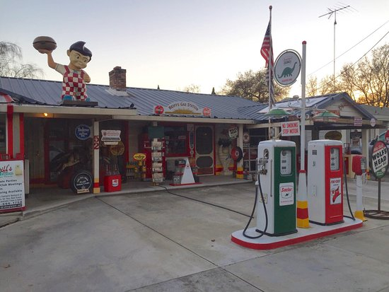 ‪Reiffs Gas Station Museum‬
