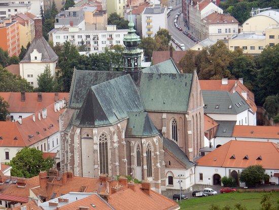 Brno, Tjekkiet: Вид