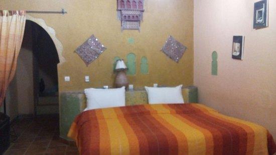 Hotel Kasbah Mohayut: Habitación principal
