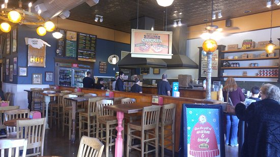 The Shops at Legacy: PotBelly on Legacy Drive at shops of Legacy