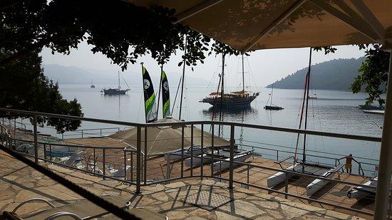 Hapimag Resort Sea Garden: Da sea