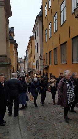 Freys Hotel Lilla Radmannen: город пешеходов