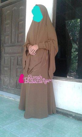 Gamis Terbaru Baju Gamis Syar I Murah Online Set Bergo Gamis Murah Gamis Syar I Murah Baju Mu Picture Of Brebes Central Java Tripadvisor