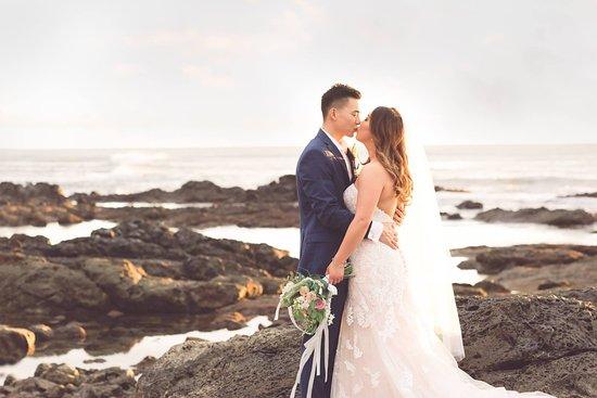 Cala Luna Luxury Boutique Hotel & Villas : John & Christina's Wedding. Photo Credit to Sylvie SoRelle Photography