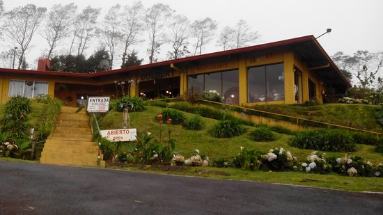 Restaurante Colbert: Hermoso lugar