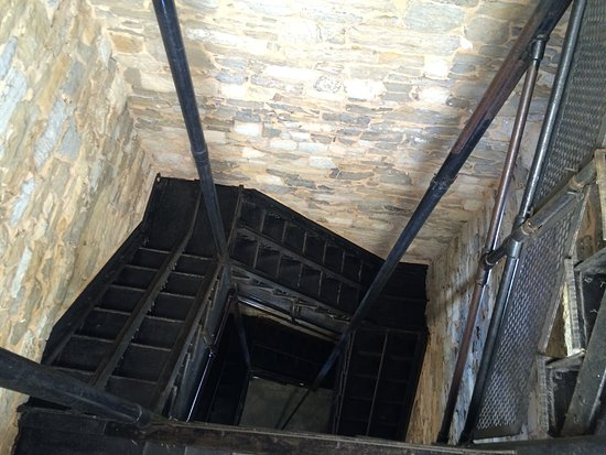 Sharpsburg, Мэриленд: inside tower