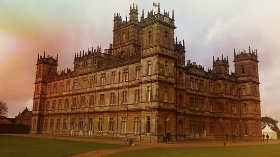 how to visit highclere castle