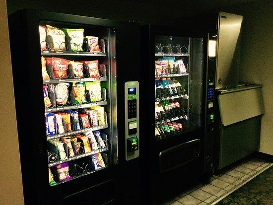 North Kansas City, MO: Vending/Snack Area
