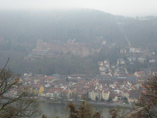 Philosophenweg: View